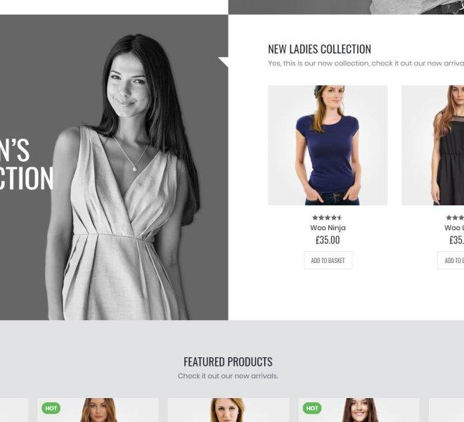 Primeri za izgled vašeg web-sajta.